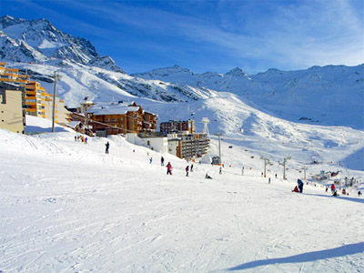 ���� ����� Val Thorens Immobiliere 2*