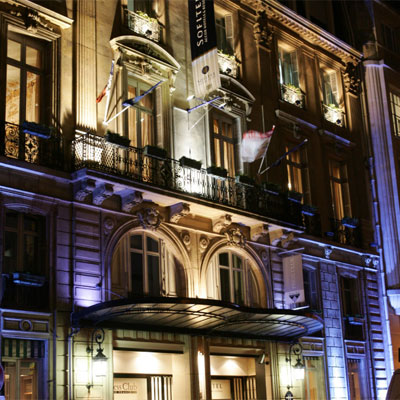Фото отеля Sofitel Champs Elysees 4*