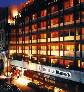 ���� ����� Warwick Champs-Elysees 4*