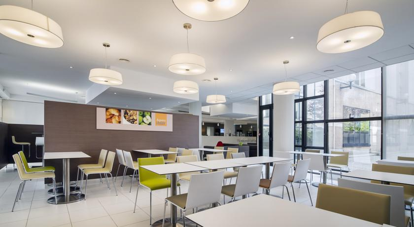 Фото отеля Express By Holiday Inn Lille Centre 3*