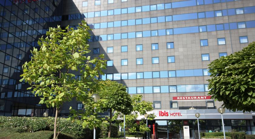 Фото отеля Ibis Paris Marne la Vallee Noisy 3*