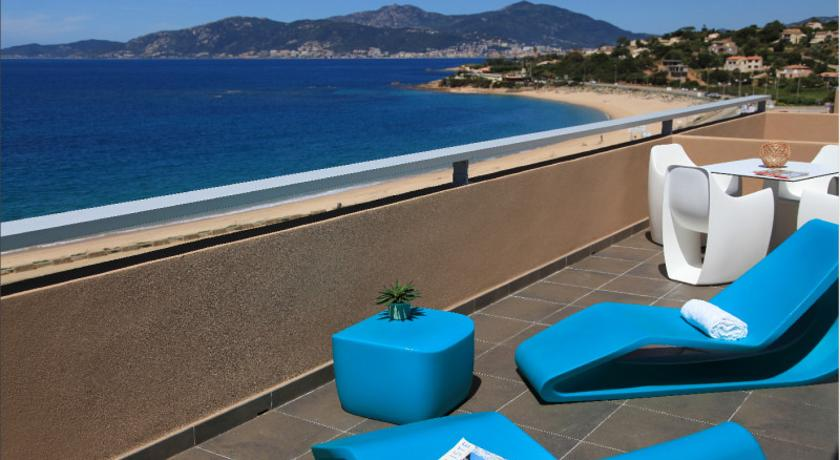 Фото отеля Radisson Blu Resort & Spa Ajaccio Bay 4*
