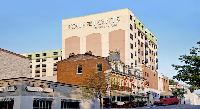 Фото отеля Four Points By Sheraton Kingston 3*
