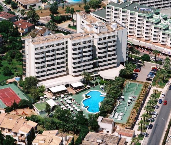 Фото отеля Hipotels Marfil Playa 4*