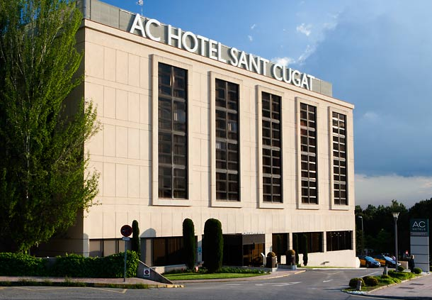 Фото отеля AC Hotel Sant Cugat by Marriott 4*