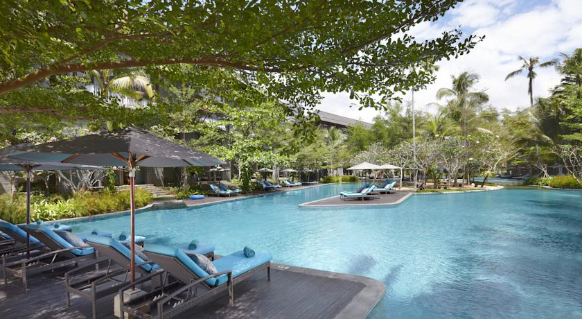 Фото отеля Courtyard by Marriott Bali Nusa Dua 5*