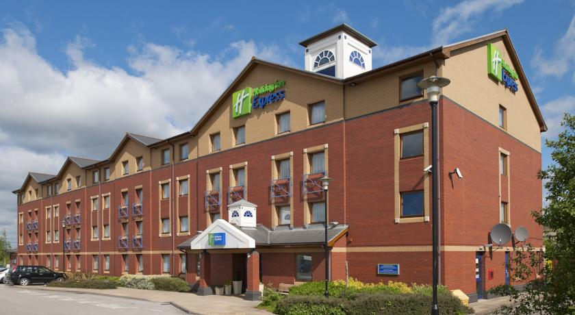 Фото отеля Express By Holiday Inn Stoke-On-Trent 3*