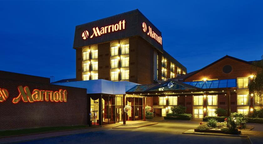 Фото отеля Marriott Heathrow Windsor -