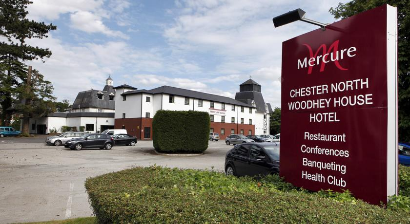 ���� ����� Mercure Chester North Woodhey House 3*
