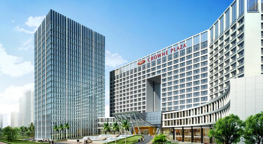 Фото отеля Crowne Plaza Shenzhen Longgang City Centre 5*