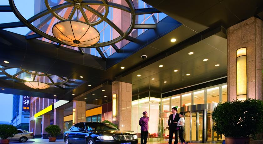 Фото отеля Grand Mercure Beijing Central 4*