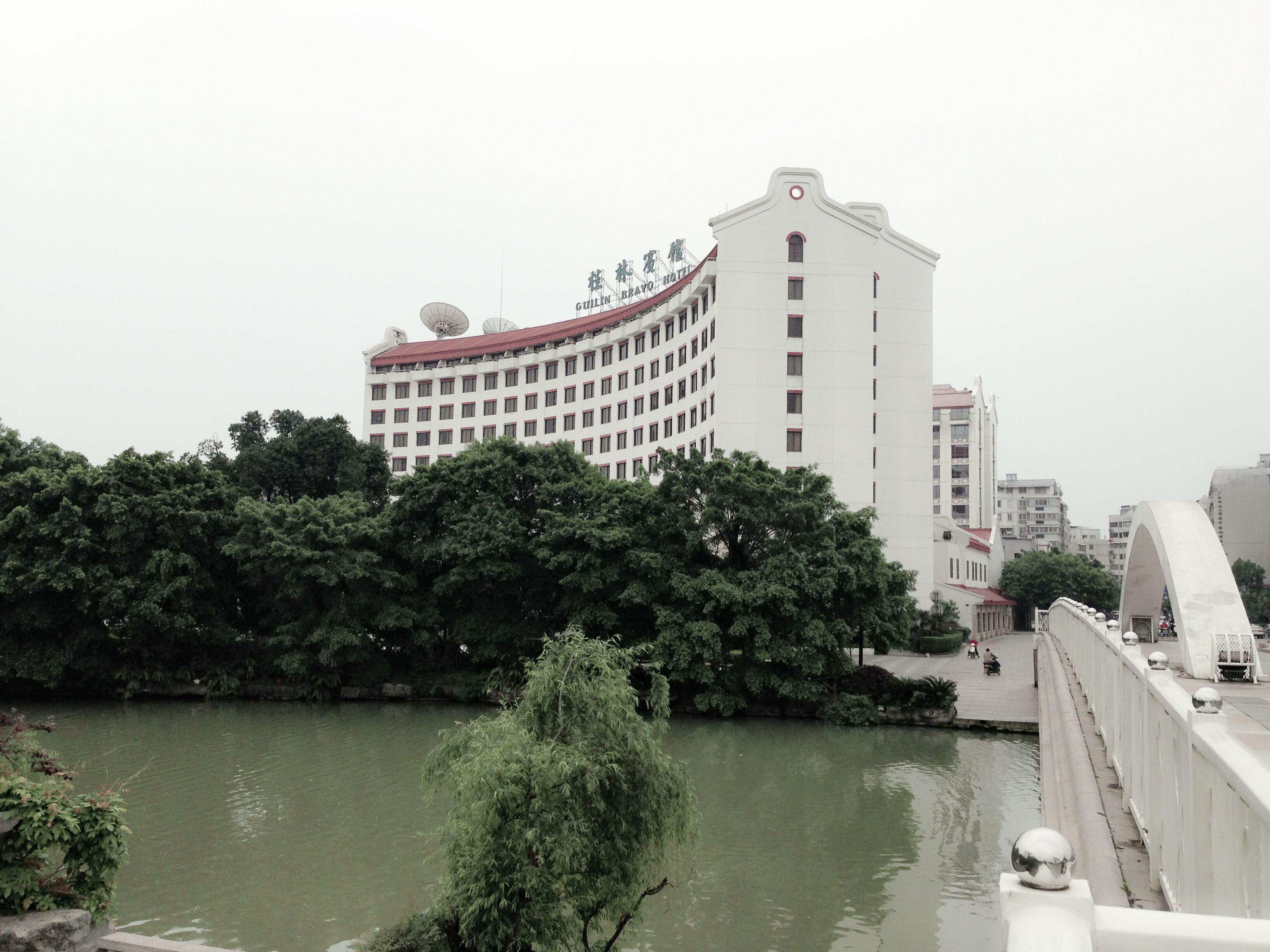 Фото отеля Guilin Bravo Hotel Grand Wing 5*