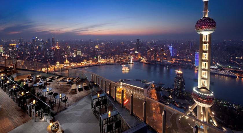 Фото отеля The Ritz-Carlton Shanghai Pudong 5*