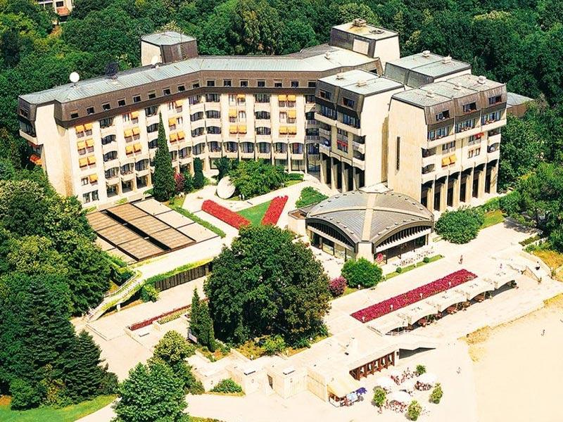 Фотогалерея отеля Империал 4* (Болгария/Солнечный берег). Рейтинг отелей и гостиниц мира - TopHotels.