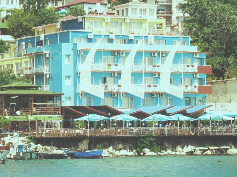 Лотос отель балчик болгария отзывы