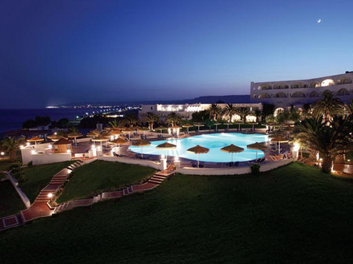 Фото отеля Mitsis Norida Beach Hotel 5*