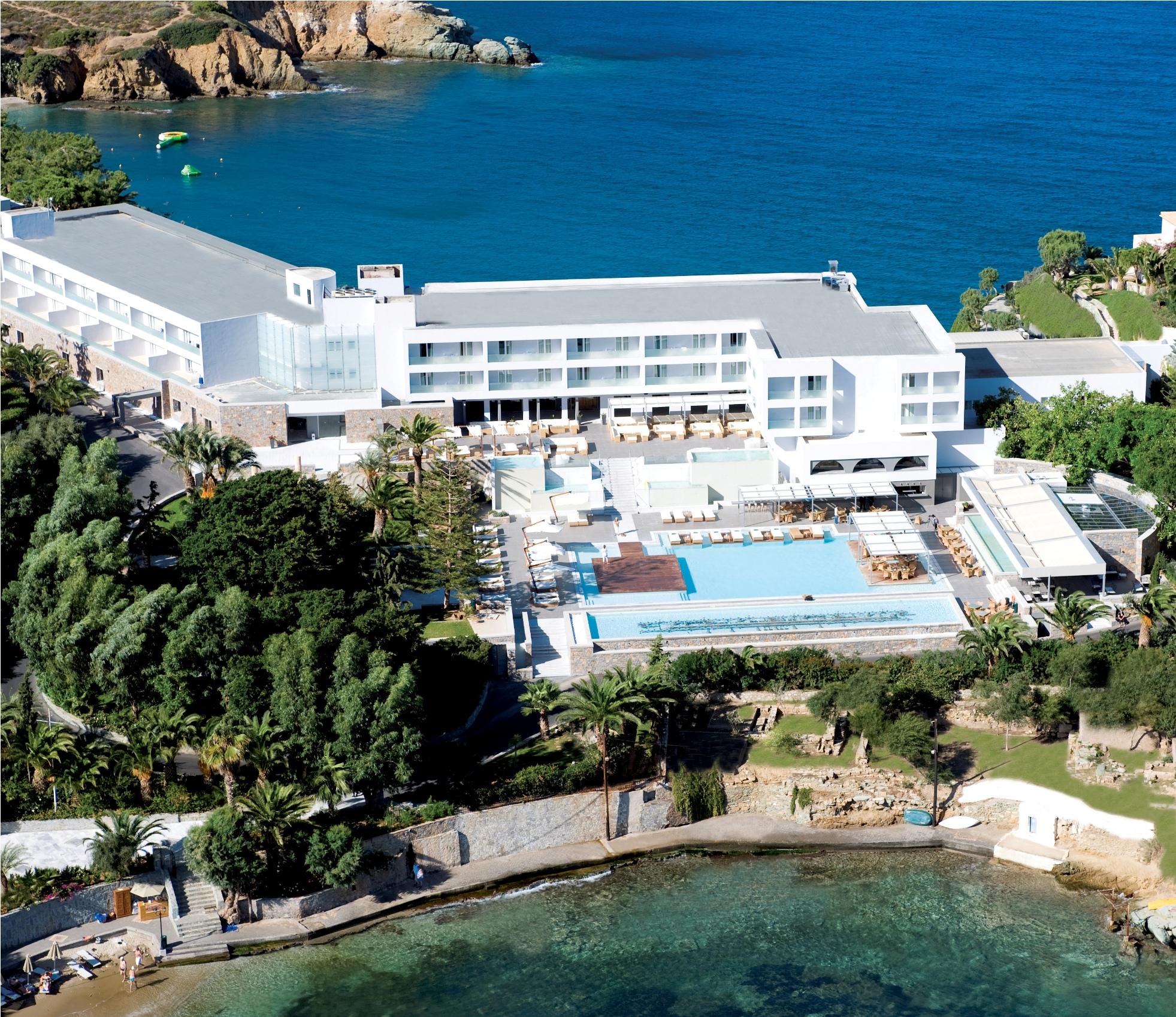 Capsis Crystal Energy Hotel 5* (Агия Пелагия, Крит, Греция