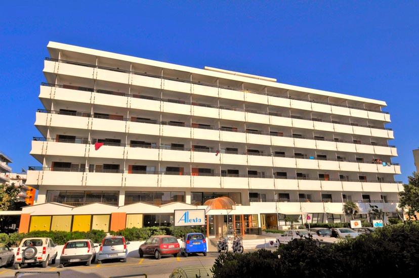 Фото отеля alexia hotel 3