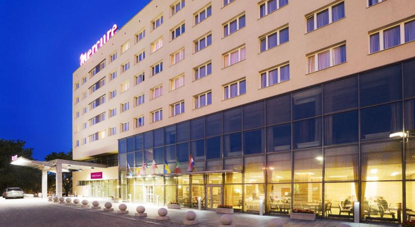 Фото отеля Mercure Torun Centrum 4*