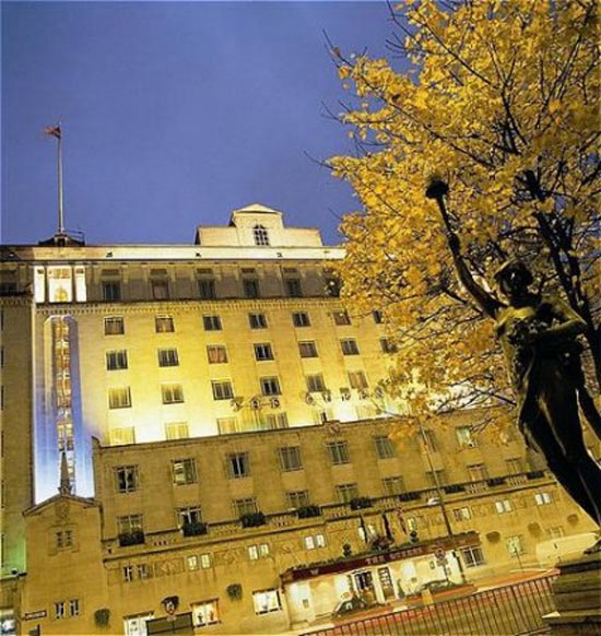 ���� ����� The Queens Hotel 4*