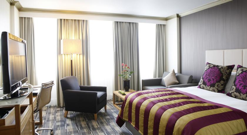 ���� ����� Crowne Plaza London - The City 4*