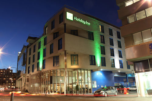 Фото отеля Holiday Inn Camden Lock 4*