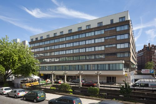 ���� ����� Holiday Inn Bloomsbury 4*