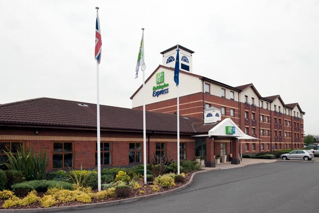 Фото отеля Holiday Inn Express Derby-Pride Park 3*