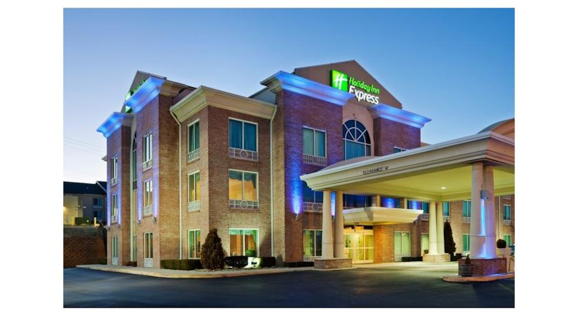 Фото отеля Holiday Inn Express Hotel & Suites  London 2*