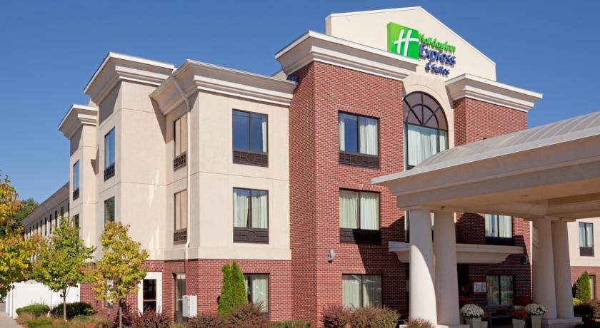 Фото отеля Holiday Inn Express Manchester-Airport 2*