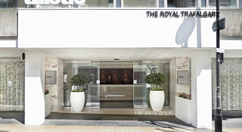 Фото отеля Thistle The Royal Trafalgar 4*