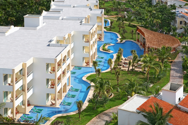 Фото отеля El Dorado Seaside Suites 4*
