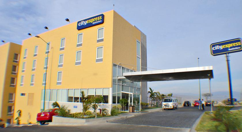 Фото отеля City Express Tuxtla Gutierrez 4*