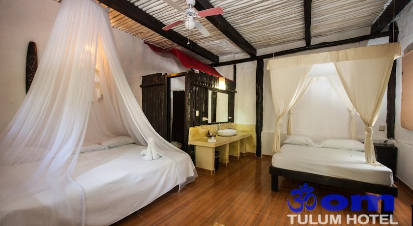 Фото отеля OM Tulum Caba~nas and Beach Club 2*
