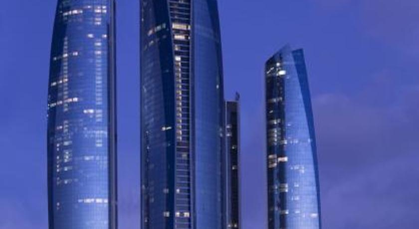 Фото отеля Jumeirah at Etihad Towers Hotel 5*