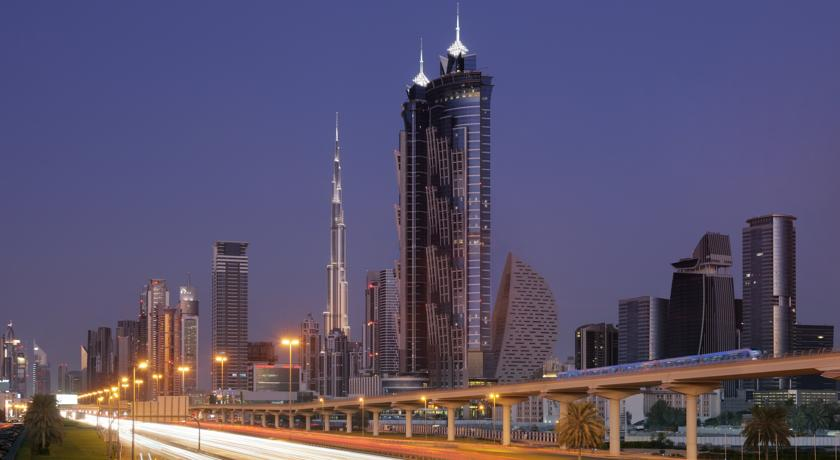 Фото отеля JW Marriott Marquis Dubai 5*