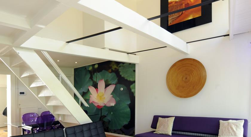 Фото отеля Amsterdam Boutique Apartments -