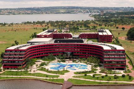 Фото отеля Blue Tree Towers Brasilia 4*