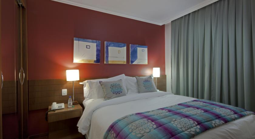 Фото отеля Quality Suites Long Stay Bela Cintra 3*
