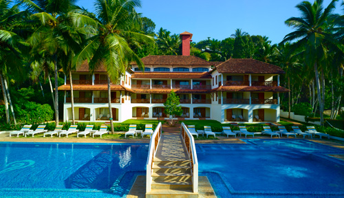 Фото отеля The Travancore Heritage 5*