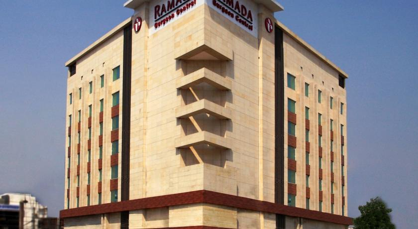 Фото отеля Ramada Gurgaon Central 4*