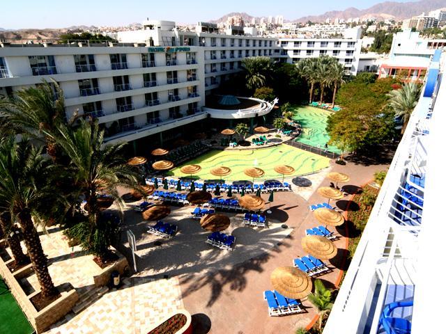 Фото отеля Club Hotel Eilat 5*