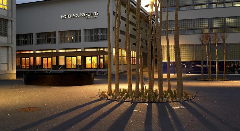 "Фото отеля Four Points by Sheraton Sihlcity Z""urich 4*"
