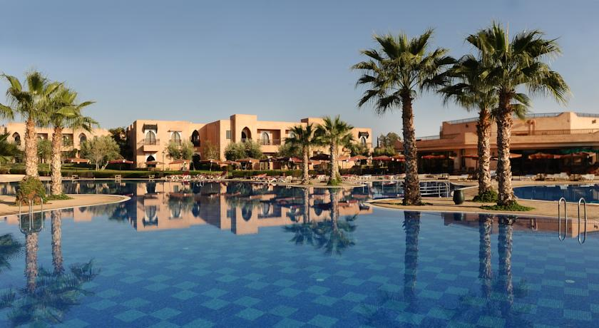 Фото отеля Marrakech Ryads Parc & Spa 4*