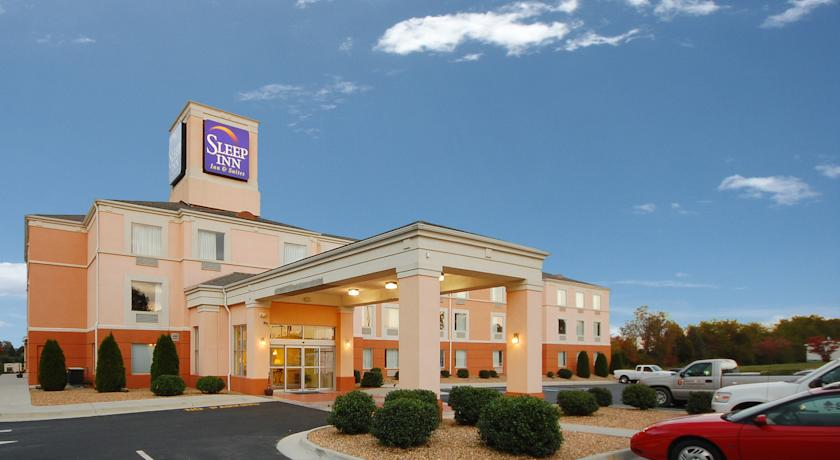 ���� ����� Sleep Inn & Suites Dublin 3*