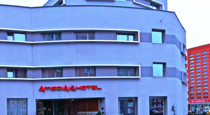 Фото отеля Best Western Plus Amedia Art Salzburg 4*