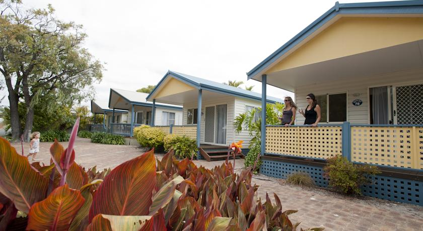 Фото отеля Beachlands Holiday Park Busselton 4*