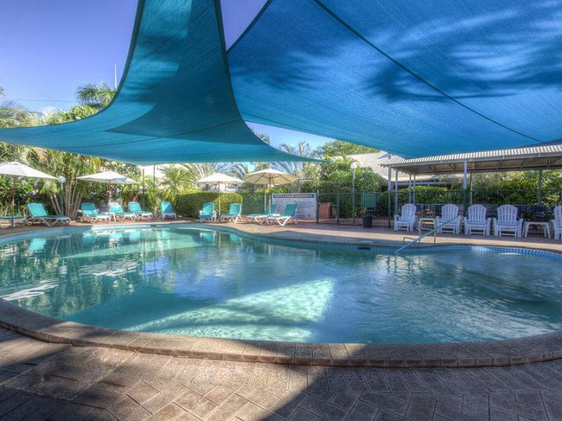 ���� ����� Broome Beach Resort -