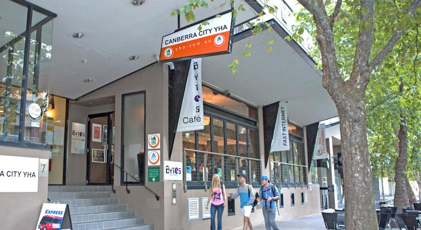 Фото отеля Canberra City YHA -