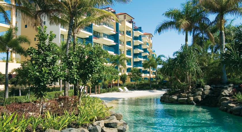 Фото отеля Oaks Seaforth Resort -